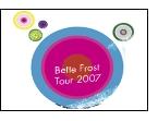 Bette Frost auf Tour