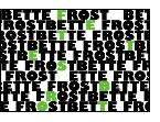 Bette Frost