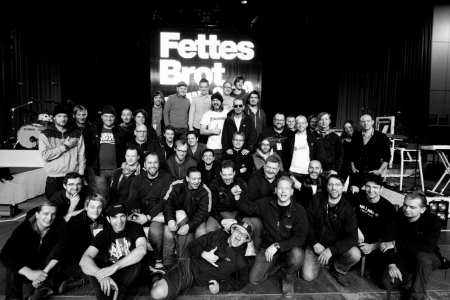 Die Fettes Brot Tour Crew
