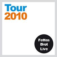 Fettes Brot Tour plakat